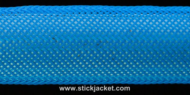 2003 Blue Casting Stick Jacket® Fishing Rod Cover (5-1/2'x5-1/8