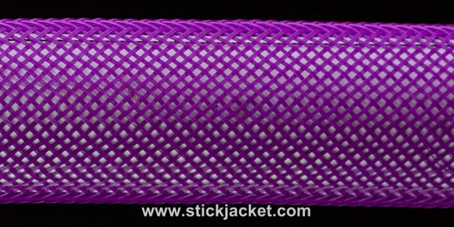 2005 Grape Casting Stick Jacket® Fishing Rod Cover (5-1/2'x5-1/