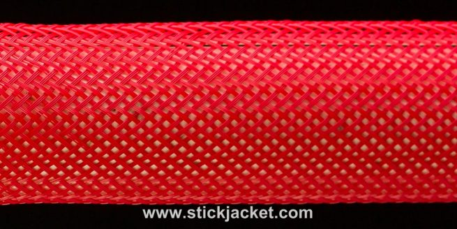 2006 Red Casting Stick Jacket® Fishing Rod Cover (5-1/2'x5-1/8""