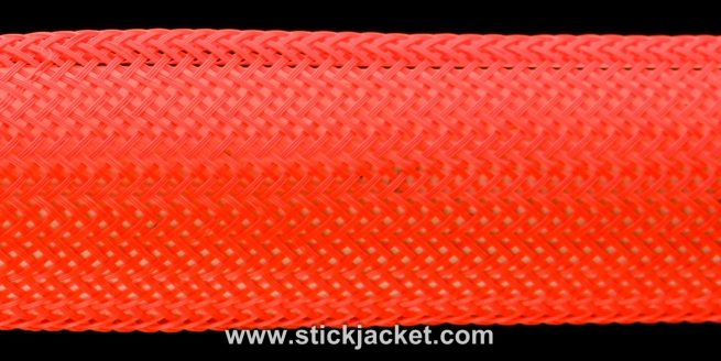 2009 Blaze Casting Stick Jacket® Fishing Rod Cover (5-1/2'x5-1/