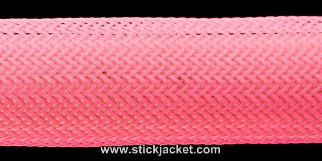 2012 Bubble Gum Casting Stick Jacket® Fishing Rod Cover (5-1/2'