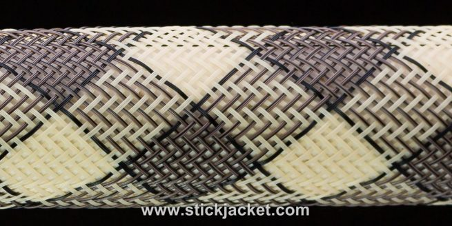 2013 Rattlesnake Camo Casting Stick Jacket® Fishing Rod Cover (