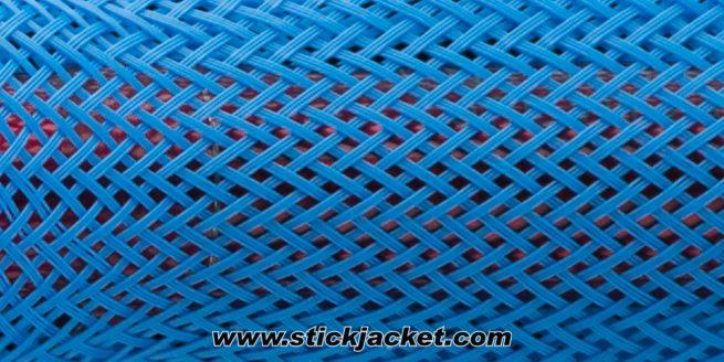 "2061 Blue BigGame6 Stick Jacket® Fishing Rod Cover (6'x5-3/4"")"