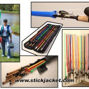 Stick Jackets in Use