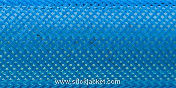 """2051 Blue ICE Stick Jacket® Fishing Rod Cover (22'x5-1/8"""")"""