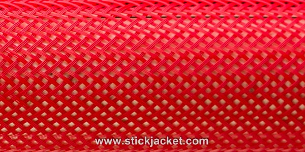 "2052 Red ICE Stick Jacket® Fishing Rod Cover (22'x5-1/8"")"