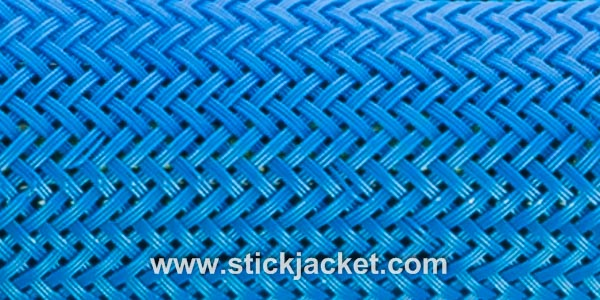 2085 MicroCast Blue Stick Jacket Fishing Rod Cover