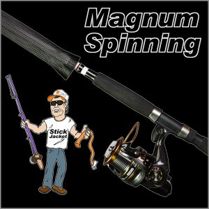 Bill Magnum Spinning Stick Jacket