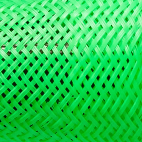 Neon Green Stick Jacket Fishing Rod Cover