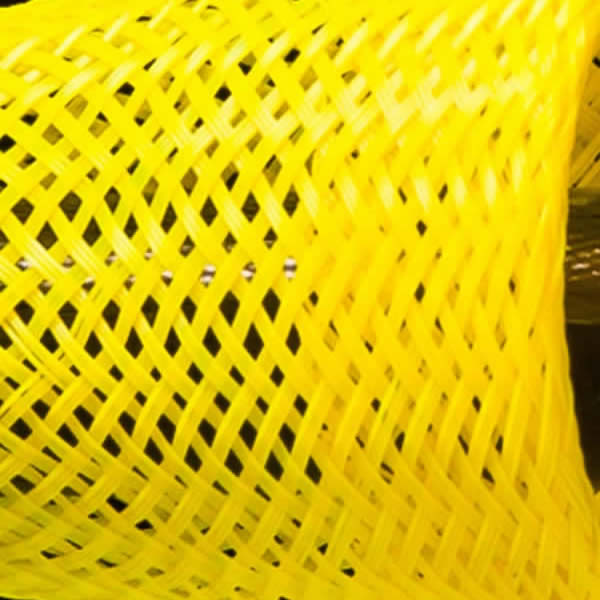 Yellow Stick Jacket Fishing Rod Cover