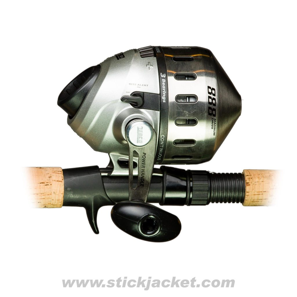 Stick Jacket Big Game SpinCasting