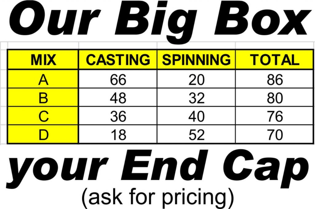 Our Big Box - Your End Cap